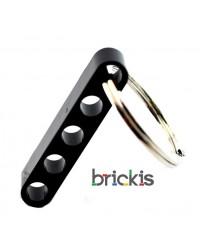 LEGO® technic Schlüsselanhänger schwartz