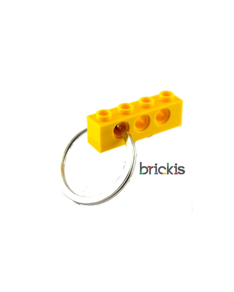 LEGO® technic Schlüsselanhänger gelb