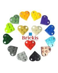 LEGO Schlüsselanhänger Herz