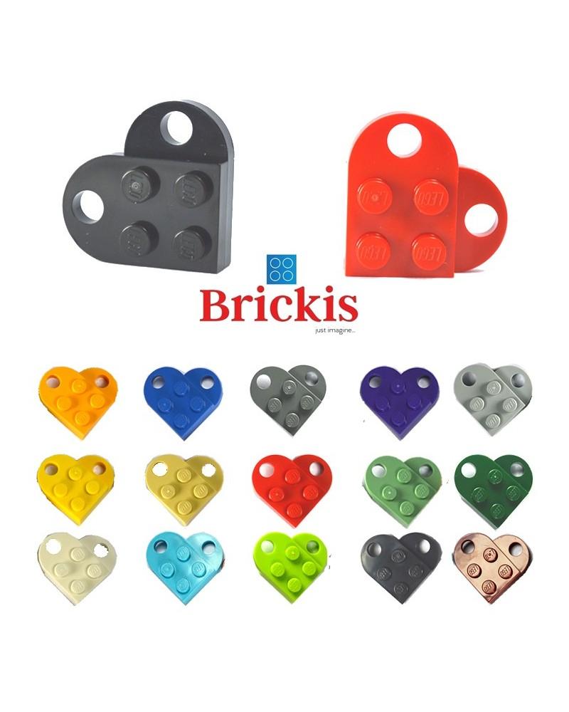 make a LEGO® heart yourself