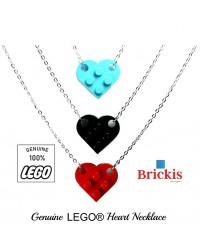 LEGO® Herz HALSKETTE  Liebhaber