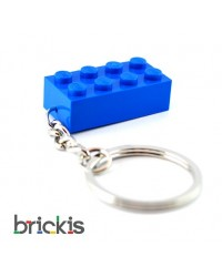 LEGO® sleutelhanger 2x4...