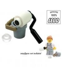 Accessoires LEGO® seau à peinture + rouleau à peinture