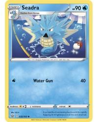 Pokémon trading card / kaart Seadra 032/163 S&S Battle Styles OFFICIAL