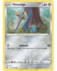 Pokémon trading card / kaart Honedge 105/163 Sword & Shield 5 Battle Styles OFFICIAL