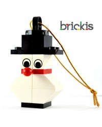 LEGO® snowman for Christmas