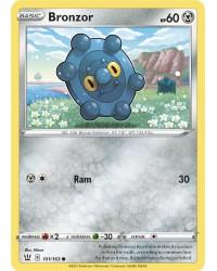 Pokémon trading card / kaart Bronzor 101/163 Sword & Shield 5 Battle Styles OFFICIAL