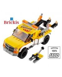 LEGO® takeldienst depanage garagist takelwagen sleepdienst