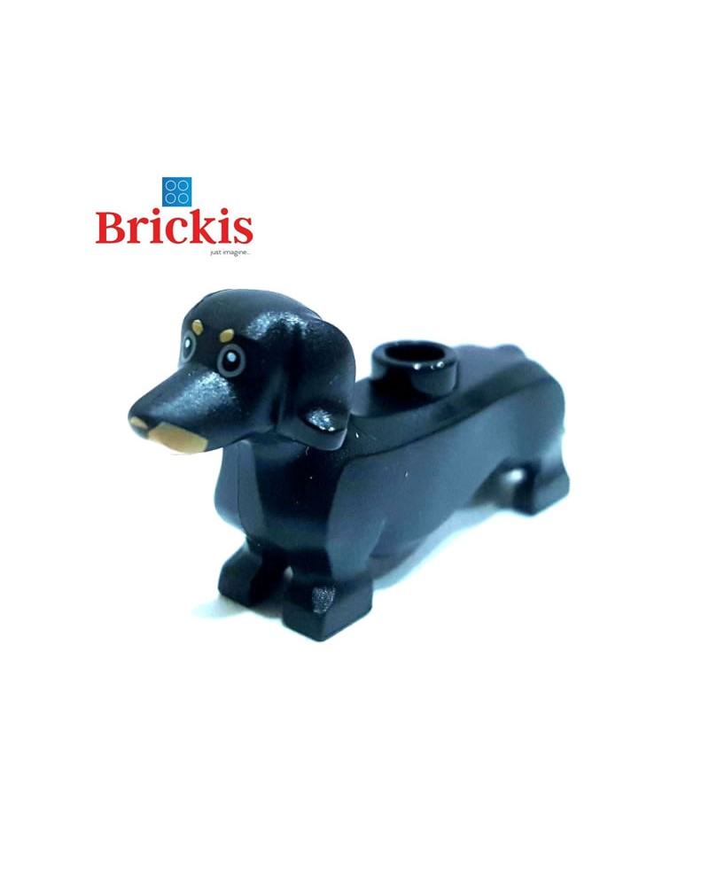 LEGO® hond Dachshund 53075pb02