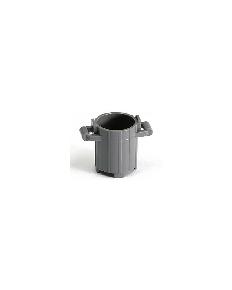 LEGO® Container, Prullenbak grijs 2439