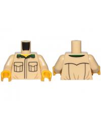 LEGO® Torso Boyscout verkenner 973pb3167c01