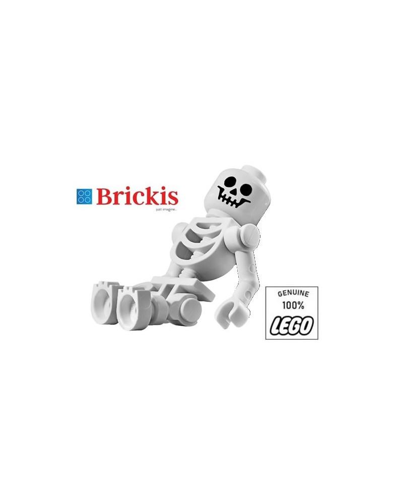 1 LEGO® minifigure squelette gen047
