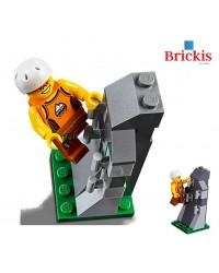 LEGO® Minifiguur Bergbeklimmer + accessoires SET