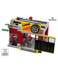 LEGO® Auto Reparatie Garage Servicecentrum Tuning Workshop