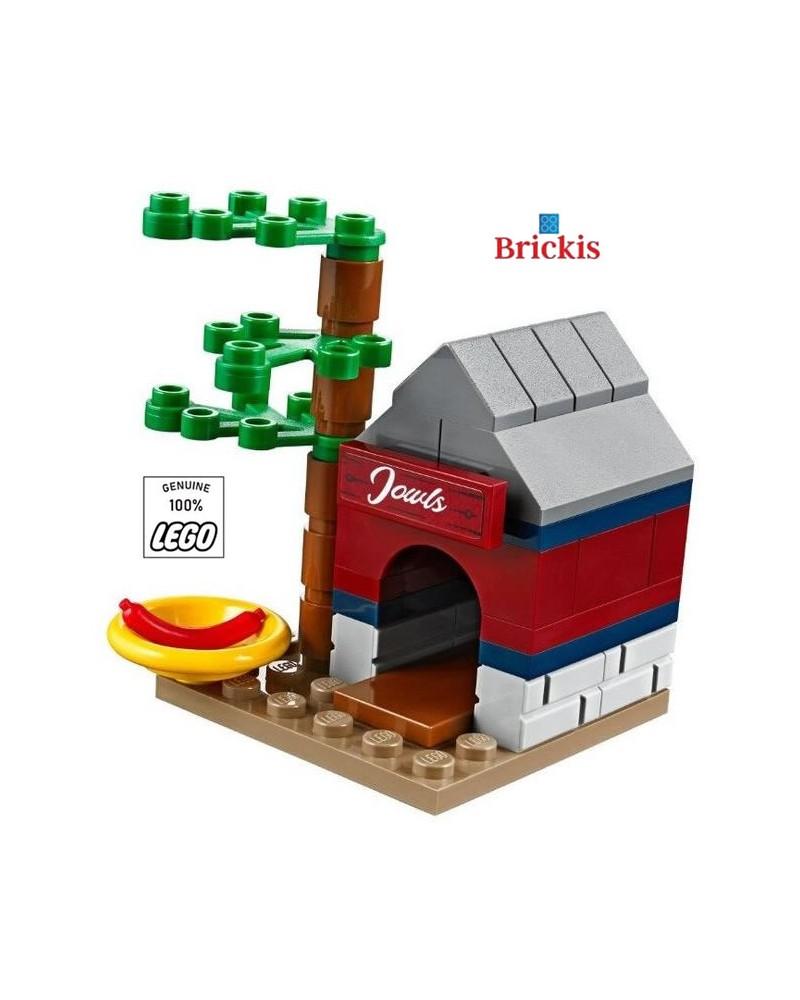 LEGO® Kennel voor Honden met voerbak Huisdier