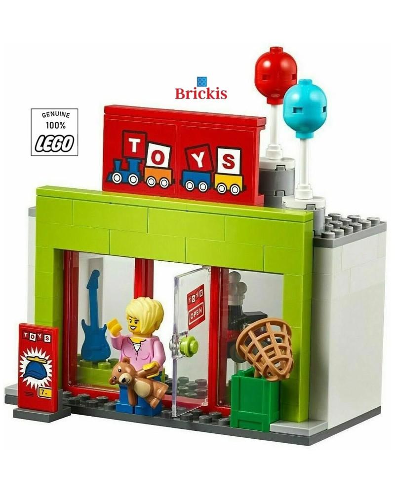 LEGO® City speelgoedwinkelwinkel + 2 minifiguren