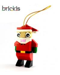 LEGO Santa Claus