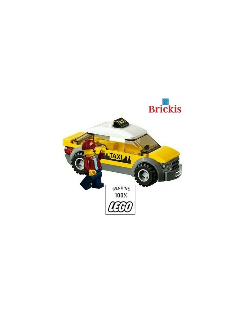 LEGO® Taxi Auto + minifiguur