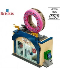 LEGO® City Opening Donut Shop Coffee Shop
