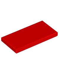 LEGO® Tegel 2x4 Rood 87079