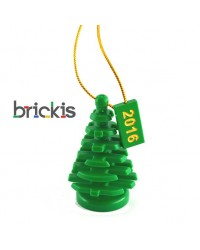 LEGO® Xmas tree for Christmas 2018
