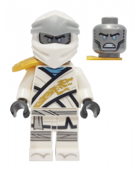 LEGO® minifigure Ninjago Zane Legacy njo670 71739
