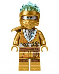 LEGO® minifiguur Ninjago Zane Gouden Ninja Legacy njo710 71739
