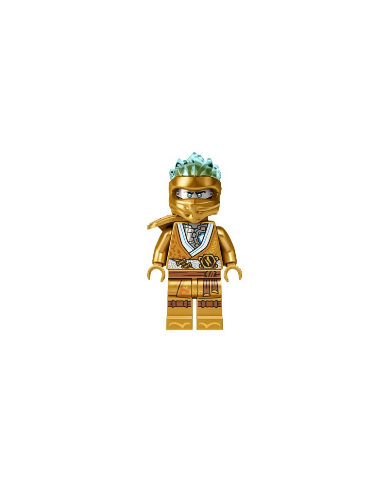 LEGO® minifigure Ninjago Zane Golden Ninja Legacy njo710 71739