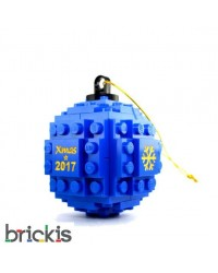 LEGO® Christmas ball bauble for the Christmas tree