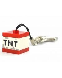 LEGO ® keychain TNT