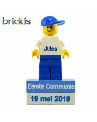 LEGO minifigure Première Communion