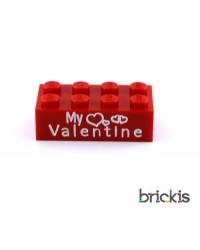 LEGO ® steen gepersonaliseerd