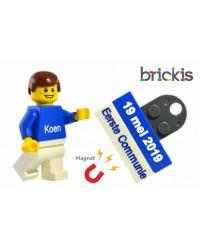 LEGO® magnet Stein...