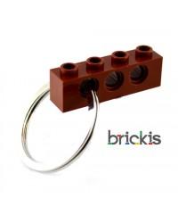 LEGO® technic Schlüsselanhänger braun