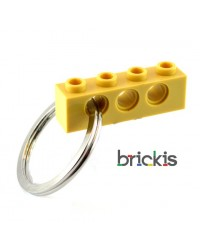 LEGO® technic sleutelhanger tan