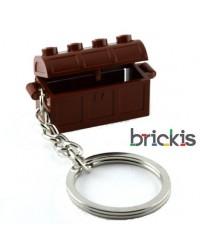 LEGO ® porte clef coffre...