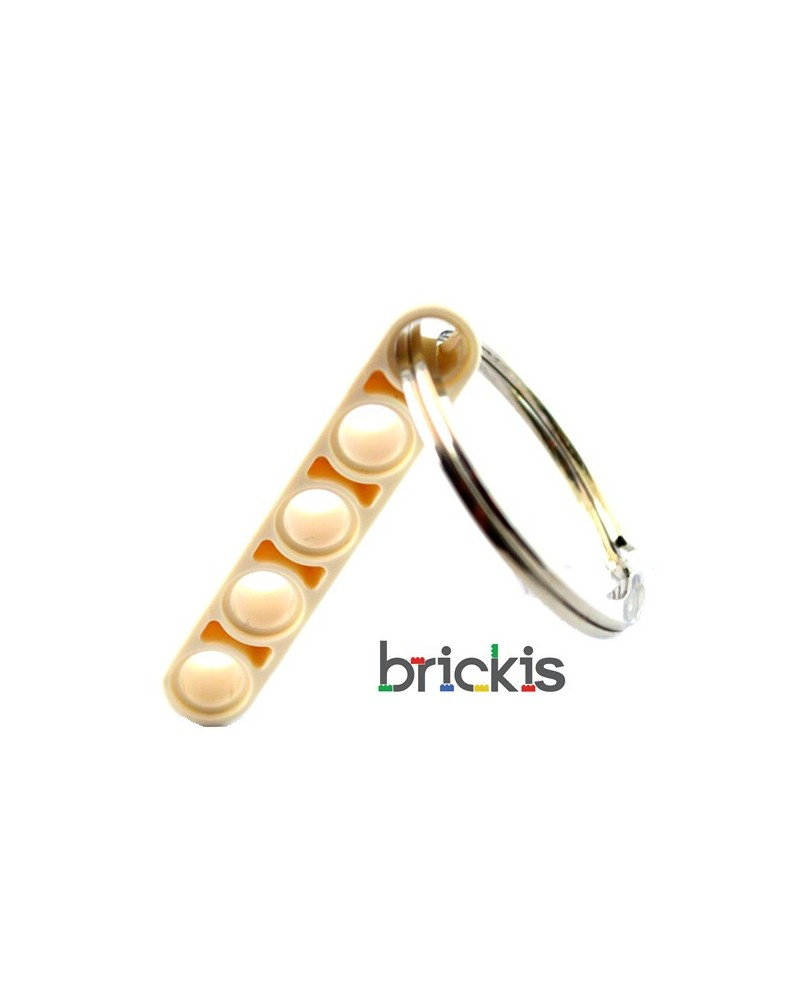 LEGO® technic porte clef blanc
