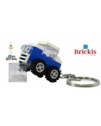 LEGO Schlüsselanhänger pkw auto
