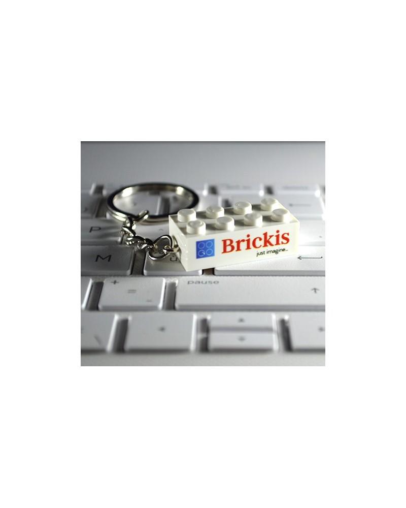 Porte clefs imprimé avec logo