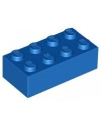 NEU - LEGO 2x4 blau