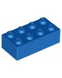 NEW - LEGO ® 2x4 blue