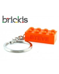 LEGO ® keychain personalised