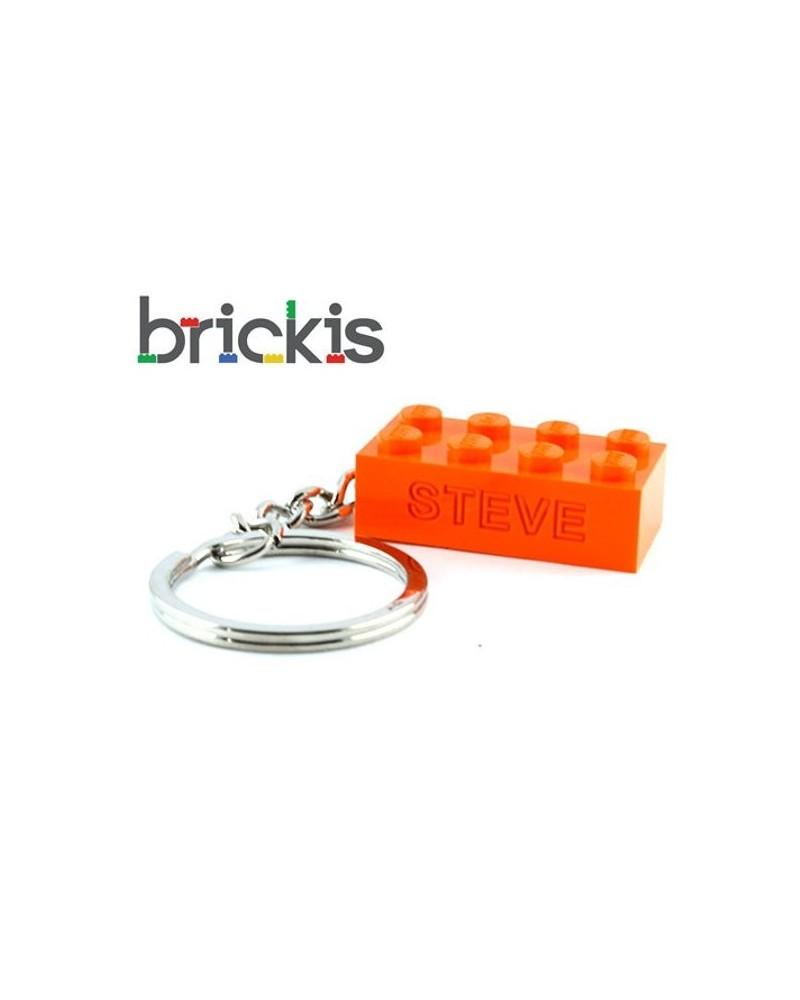 LEGO ® llavero personalisado