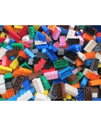 NEW - 2x4 LEGO® 50 bricks