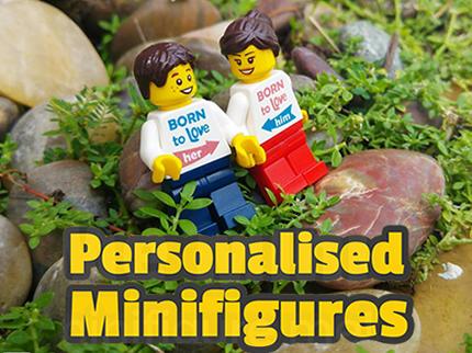 LEGO Gepersonaliseerd